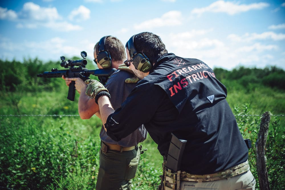 Private Instruction 2 Hours Firearms Training License To Carry