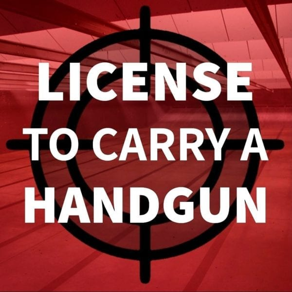 License to Carry Class CHL