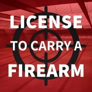 License to Carry Class Houston