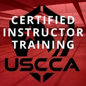 This is the image for the USCCA Instructor Certification Concealed Carry and Home Defense Fundamentals