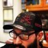 Multicam® Black Hat 4Ward Defense left side